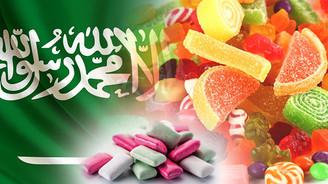 Suudi Arabistan şekerleme ve sakızımıza ilgi gösteriyor