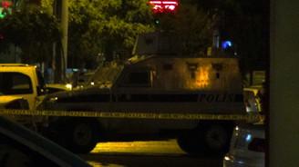 Kızıltepe'de AK Parti binasına terör saldırısı