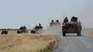 TSK ile DAEŞ arasında çatışma: 1 asker şehit