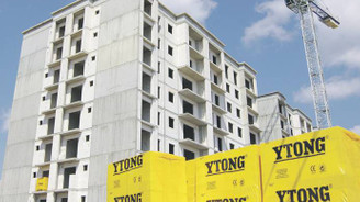 Ytong'dan 3 yeni tesis
