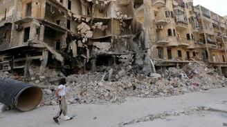 Suriye'den 'Halep'i boşaltın' uyarısı