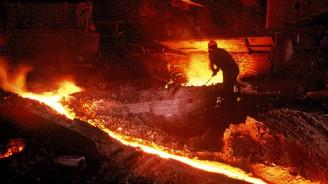 Dokuz aylık çelik ihracatı 12,3 milyon ton
