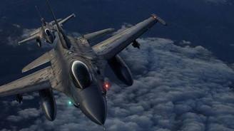F- 16'lar 6 PKK'lıyı etkisiz hale getirdi