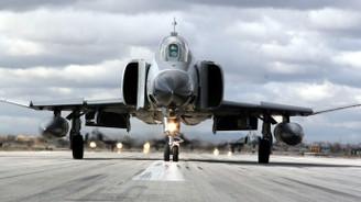Türk jetleri iki haftadır görev yapmıyor