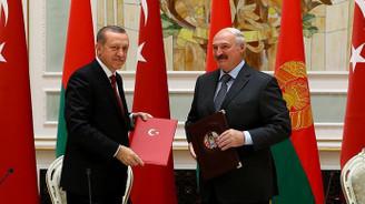 'Belarus'la ticaret hedefimiz 1 milyar dolar'