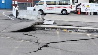 Yeni Zelanda'da art arda büyük deprem