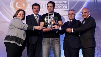 İhracatın Şampiyonları ödüllerini aldı