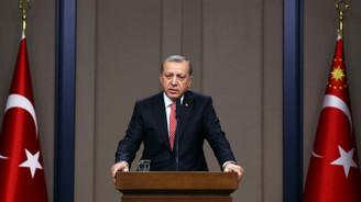 Erdoğan'dan 'Cumhurbaşkanlığı' sorusuna yanıt