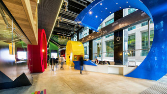 Google 'Londra merkezi' için 1 milyar sterlin harcayacak