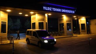 Üniversitede FETÖ operasyonu