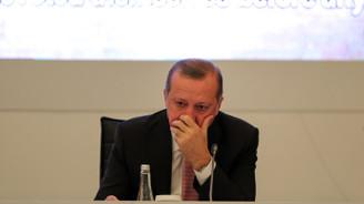 Erdoğan, gözyaşlarını tutamadı