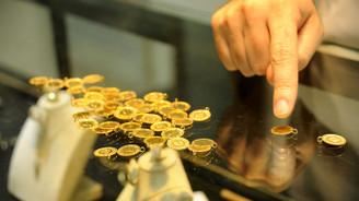Çeyrek altın 216 lira oldu