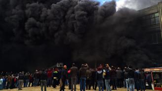 Bayrampaşa'da yangın dehşeti