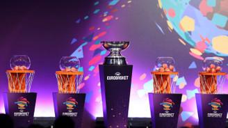 EuroBasket 2017'nin kurası çekildi