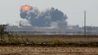 Suriye uçağından Türk birliğine saldırı