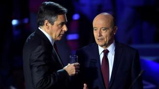 Fransa'da adaylar canlı yayında karşılaştı