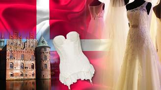 Danimarka'ya gelinlik iç giyim fason üretim talebi