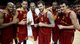 Galatasaray Odeabank Barcelona'yı devirdi