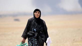 'Musul'da 80 bin kişi çadır kamplara sığındı'