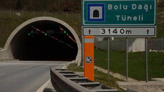 Bolu Dağı Tüneli ulaşıma kapandı