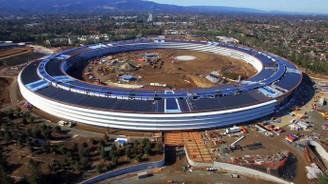 İşte Apple'ın uzay üssü kampüsü