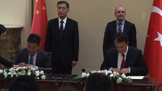 Çin'le 300 milyon dolarlık anlaşma!