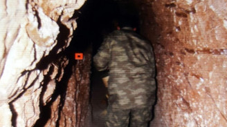 Türkiye'den Suriye'ye uzanan tünel bulundu