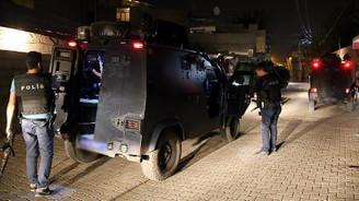 Ankara'da polise ses bombalı saldırı: 20 gözaltı