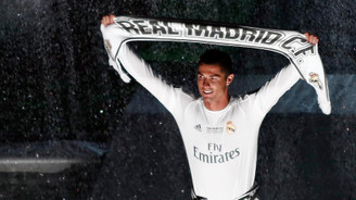 Ronaldo 2021'e kadar Real Madrid'de