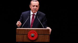 Cumhurbaşkanı Erdoğan açılış töreninde konuştu