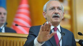 Kılıçdaroğlu: Seçimle gelen 'ben hukukun üstündeyim' diyemez