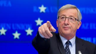 Juncker: Vize verilmezse sorumlusu Erdoğan olur