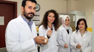 Fındık sütünden dondurmaya patent alındı