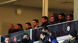 Fenerbahçe'nin asları tribünde