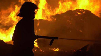 Aladağ'da ikinci yangın
