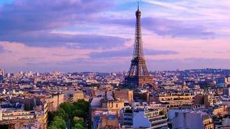 Paris'te hava kirliliği azaldı