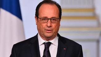 Hollande'dan Halep açıklaması