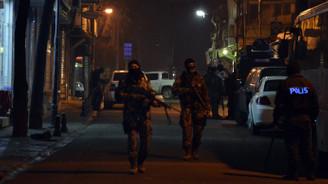 Terör operasyonlarında 182 gözaltı