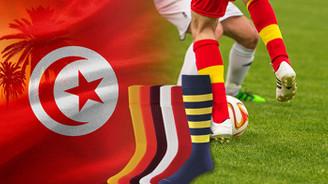 Tunus, futbolcu çorabı satın alacak
