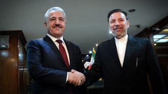İran'la güçlü hedeflerimiz var