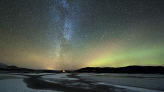Büyük meteor yağmuru bu gece başlıyor