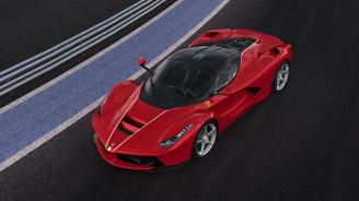 Son Ferrari 7 milyon dolara satıldı
