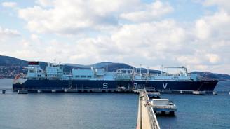 Yüzen tesisle 5 milyar metreküp doğalgaz