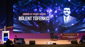 Bakan Tüfenkci'den marka vurgusu