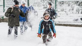 Çok sayıda kentte eğitime kar tatili