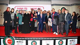 HAK-İŞ dünyadan kısa filmcileri buluşturdu