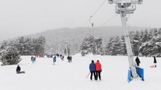 Turizmciler gözünü kayak merkezlerine çevirdi