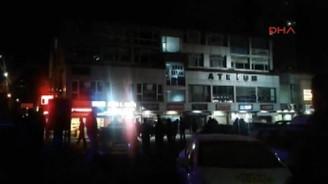 HDP Beylikdüzü İlçe Binası'nda patlama