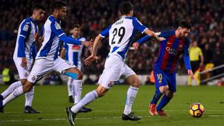 Messi artık bir büyücü!