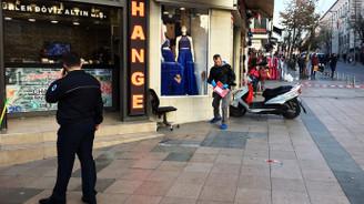 İstanbul'da 1.5 milyonluk kuyumcu soygunu